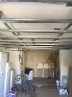 Préparation plafond