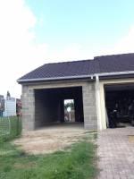 Après extension garage